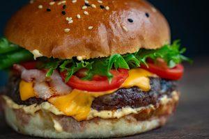 Beyond Meat Burgers