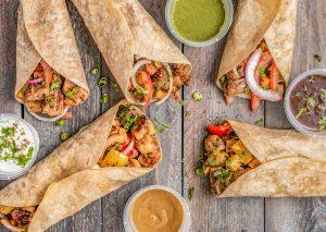 create your own organic pita