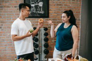 Nutritional Coach Gym